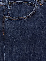 Lee Jeans - BROOKLYN STRAIGHT - relaxed jeans - dark stonewash - 2