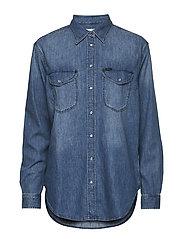 Lee Jeans - Oversized Western