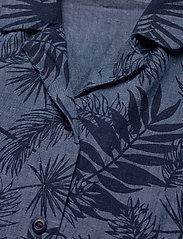 Lee Jeans - FLORAL RESORT SHIRT - overhemden met korte mouwen - washed blue - 2