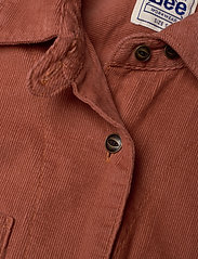Lee Jeans - WORKER SHIRT - denim shirts - burnt ocra - 3