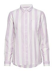 One pocket shirt - RAP CITY VIOLET