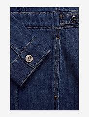 Lee Jeans - LONGSLEEVE DRESS - blousejurken - rinse - 2