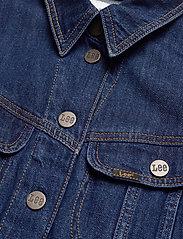 Lee Jeans - LONGSLEEVE DRESS - blousejurken - rinse - 3