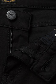 Lee Jeans - SCARLETT - skinny jeans - black rinse - 6