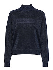 LUREX KNIT - NIGHT SKY