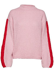 CHUNKY KNIT - FROST PINK