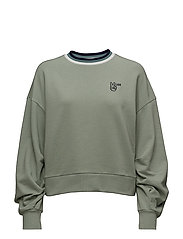 BELL SLEEVE SWS - PALE MINT