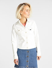 Lee Jeans - SLIM RIDER - jeansjakker - rinse - 0