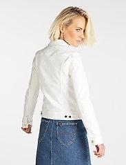 Lee Jeans - SLIM RIDER - jeansjakker - rinse - 3