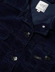 Lee Jeans - SLIM RIDER - jeansjakker - midnight velvet - 2