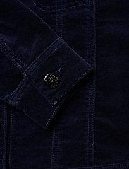 Lee Jeans - SLIM RIDER - jeansjakker - midnight velvet - 3