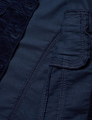 Lee Jeans - SLIM RIDER - jeansjakker - midnight velvet - 4