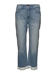 Boyfriend Boyfriend Jeans Blå LEE JEANS