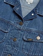 Lee Jeans - CROPPED RIDER JACKET - jeansjakker - tic - 2