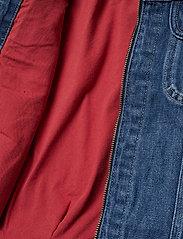 Lee Jeans - ZIP CROPPED RIDER - jeansjakker - belleville - 4