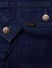 Lee Jeans - SEASONAL RIDER JACKE - jeansjakker - dark wilma - 3
