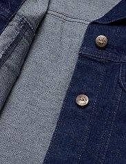 Lee Jeans - SEASONAL RIDER JACKE - jeansjakker - dark wilma - 4