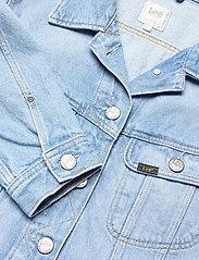 Lee Jeans - RIDER JACKET - jeansjacken - mid noosa - 2