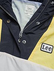 Lee Jeans - WINDBREAKER - anoraks - ecru - 5