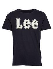 LEE LOGO TEE - NIGHT SKY