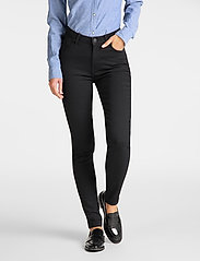 Lee Jeans - SCARLETT HIGH - slim jeans - black rinse - 0