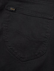 Lee Jeans - SCARLETT HIGH - pantalons droits - black rinse - 4
