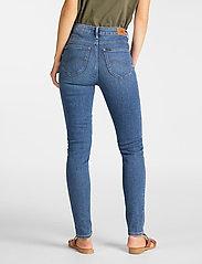 Lee Jeans - SCARLETT HIGH - slim jeans - mid copan - 3