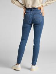 Lee Jeans - SCARLETT HIGH - slim jeans - mid copan - 4