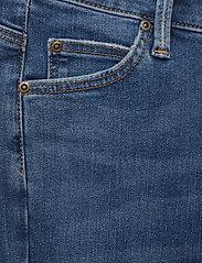 Lee Jeans - SCARLETT HIGH - slim jeans - mid copan - 5