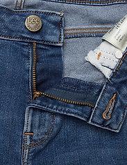Lee Jeans - SCARLETT HIGH - slim jeans - mid copan - 6
