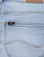 Lee Jeans - SCARLETT HIGH - slim jeans - bleached azur - 4