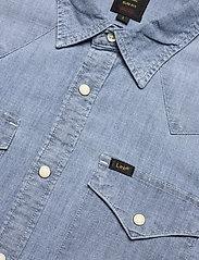 Lee Jeans - LEE WESTERN SHIRT - denim shirts - skyway blue - 3