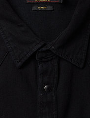 Lee Jeans - LEE WESTERN SHIRT - casual shirts - black - 5