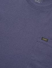 Lee Jeans - SS POCKET TEE - basic t-shirts - dark navy - 2