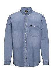 RIVETED SHIRT - FROST BLUE