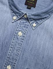 Lee Jeans - RIVETED SHIRT - denim shirts - frost blue - 3