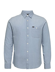 LEE ONE POCKET SHIRT - SUMMER BLUE