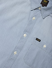 Lee Jeans - LEE ONE POCKET SHIRT - denim shirts - summer blue - 3