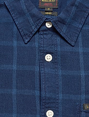 Lee Jeans - LEE ONE POCKET SHIRT - checkered shirts - indigo - 2