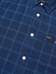 Lee Jeans - LEE ONE POCKET SHIRT - checkered shirts - indigo - 3