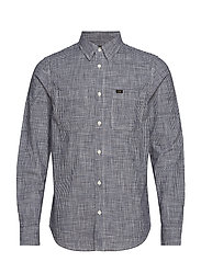 Worker shirt - BLACK