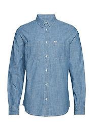 Worker shirt - WORKWEAR BLUE