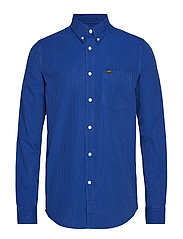 Lee button down - FRENCH BLUE