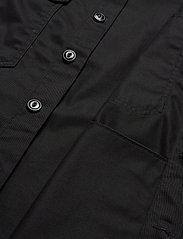 Lee Jeans - WORKWEAR OVERSHIRT - tops - black - 4
