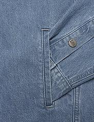 Lee Jeans - WORKWEAR OVERSHIRT - tops - grey bala - 3