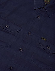 Lee Jeans - WORKER SHIRT - denim shirts - indigo - 3
