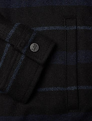 Lee Jeans - BOX POCKET OVERSHIRT - tops - sky captain - 3