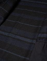 Lee Jeans - BOX POCKET OVERSHIRT - tops - sky captain - 4