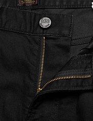 Lee Jeans - RIDER - slim jeans - black rinse - 3