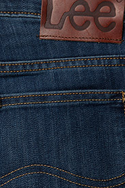 Lee Jeans - DAREN ZIP FLY - slim jeans - true blue - 4